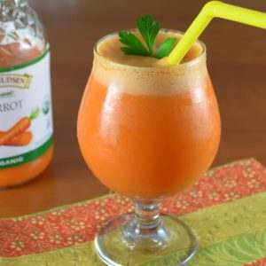 Carrot, Apple, & Citrus Smoothie