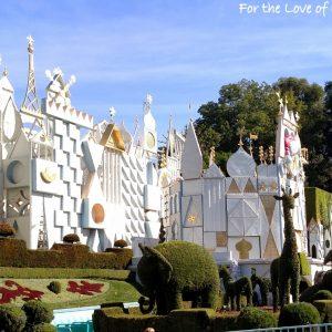 Back from Disneyland!