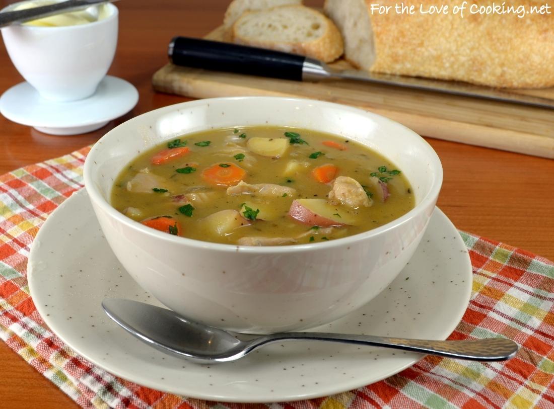 Best Chicken Stew