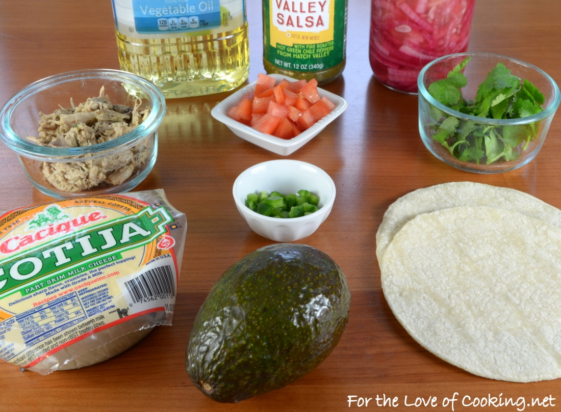 Pork Chilaquiles