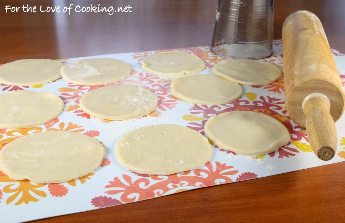 Mini Lemon Hand Pies