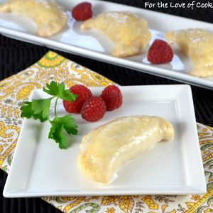 Mini Lemon Hand Pies