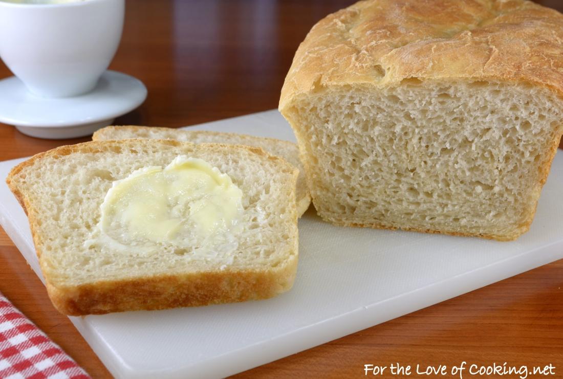 bread machine potato bread recipe