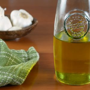 Garlic-Infused Olive Oil