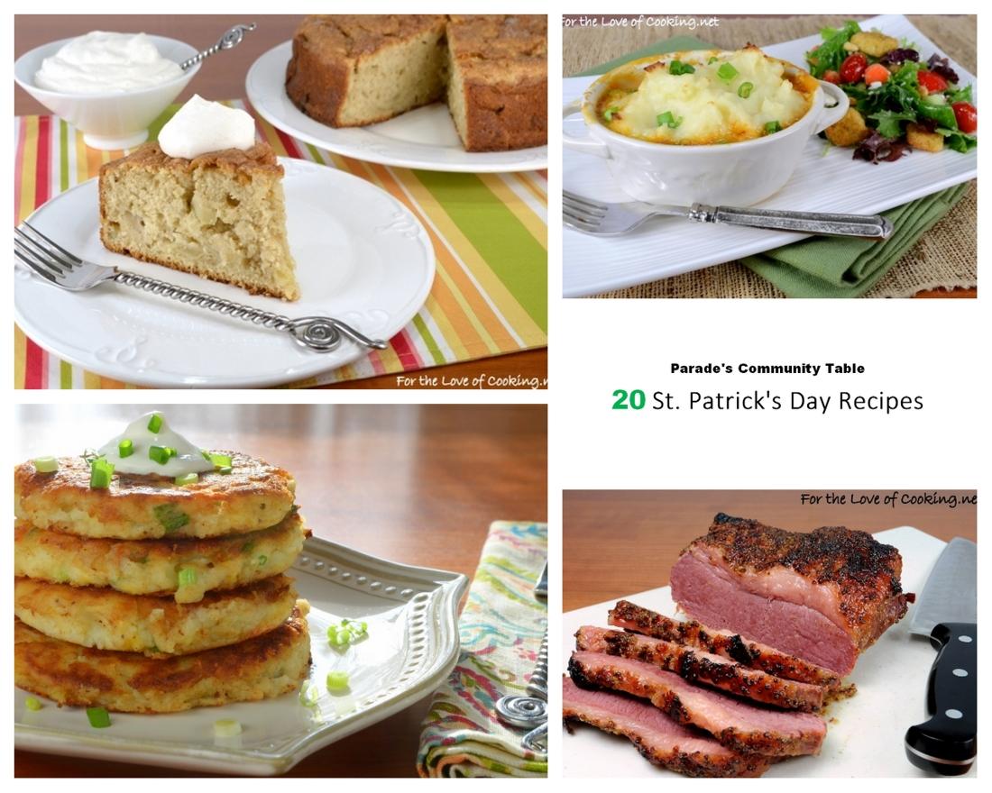 20 St. Patrick's Day Recipes