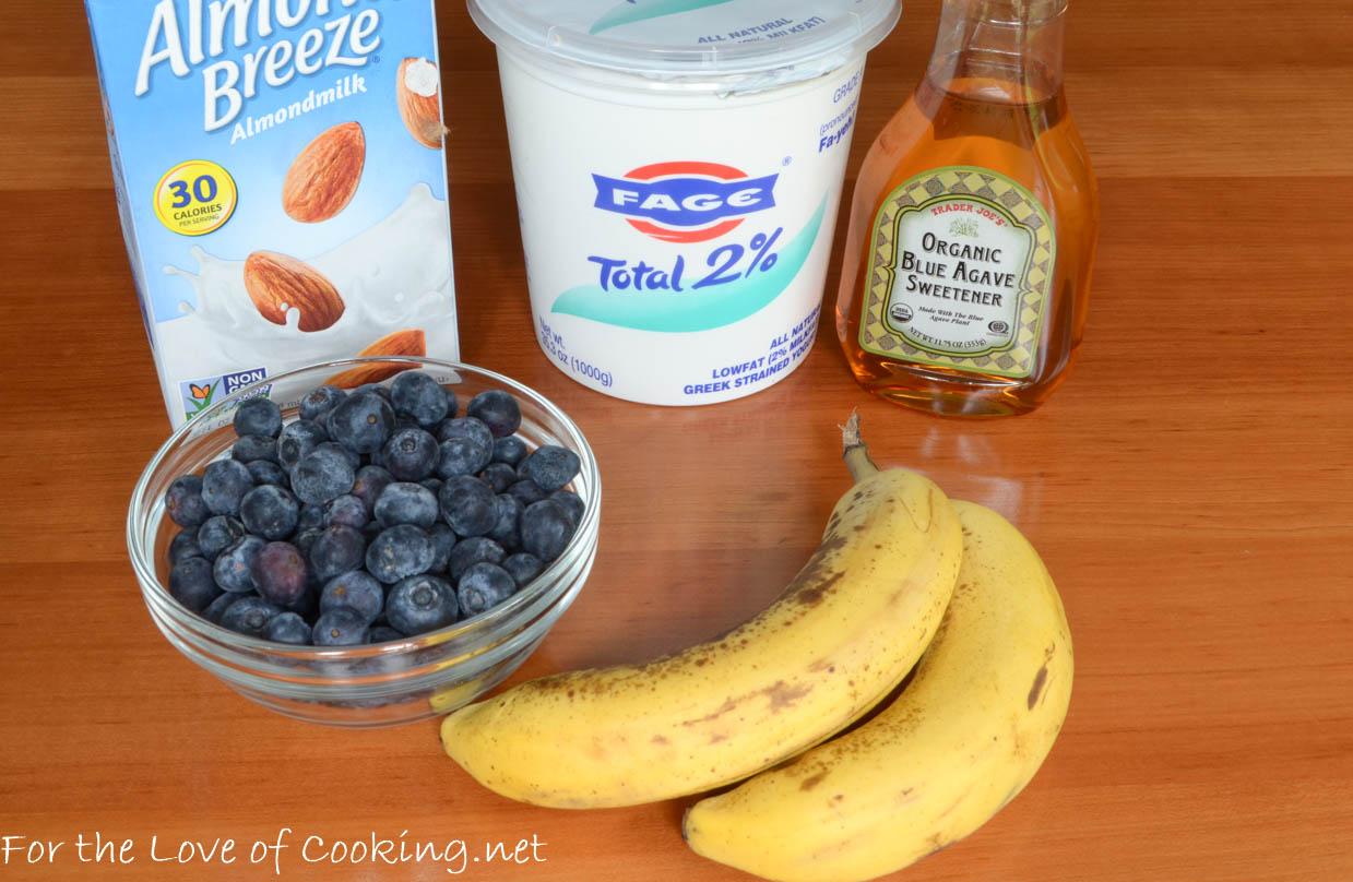Blueberry-Banana Smoothie