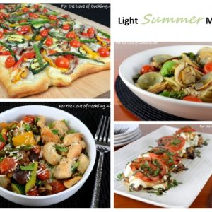 Light Meal Ideas