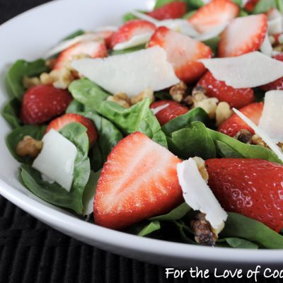 30 Fresh and Delicious Strawberry Recipes