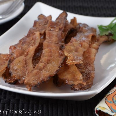 Roasted Bacon