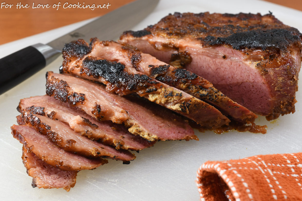 How to cook corned beef silverside in the oven