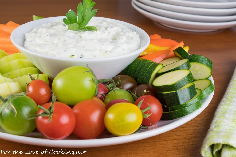 Herb & Garlic Dip