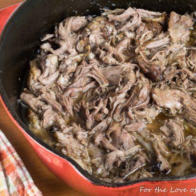 Chipotle's Carnitas (Copycat recipe)