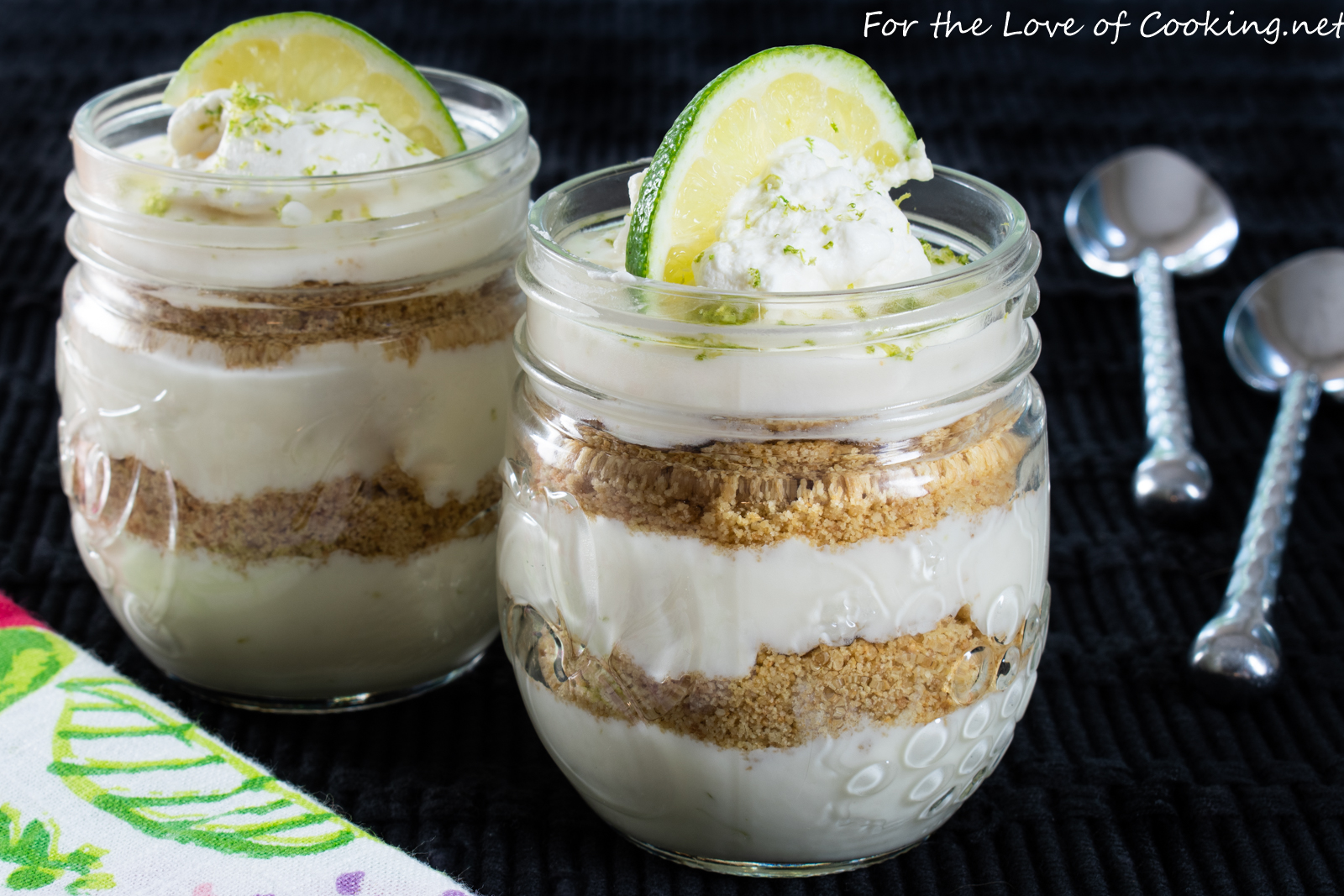 Lime Pie Parfaits